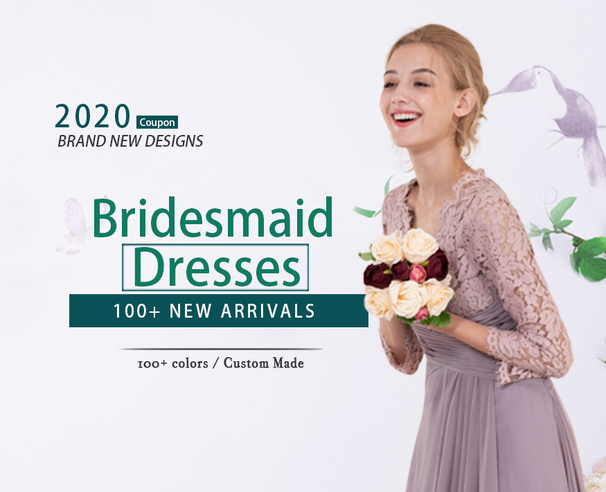 ebProm 2020 Bridesmaid Dresses